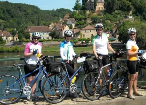 Dordogne Bike Tour