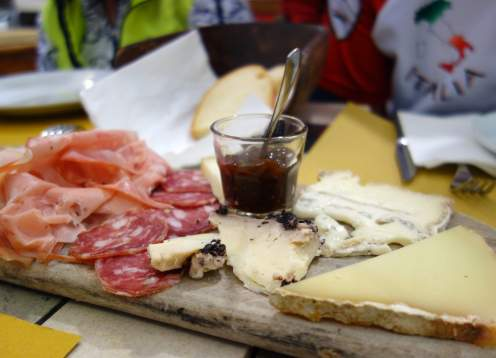 04 mondo bike piedmont tour cheese and cold cuts