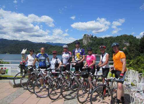 Slovenia Bike Tour