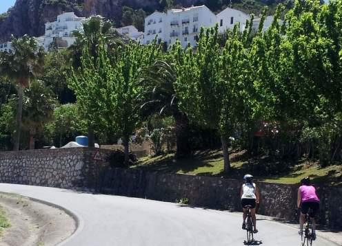 Spain Andalucia Bike