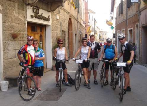 Pax group  bikes asciano