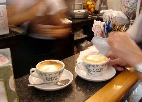 Food coffees montevarchi