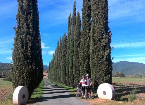 Tuscany Coast Bike Tour