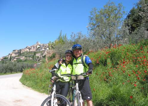 Umbria Bike Tour
