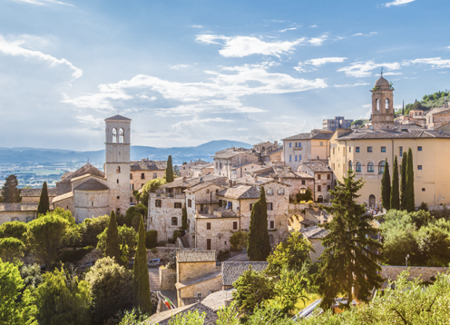 Umbria-assisi-and-spoleto-and-heart-of-italy