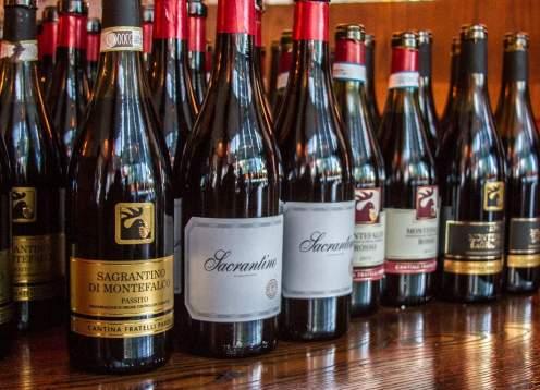 Umbrian-wines